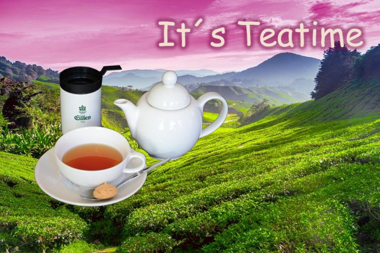 It´s Teatime